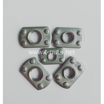 Thread Auto Flat Plane Weld Nuts